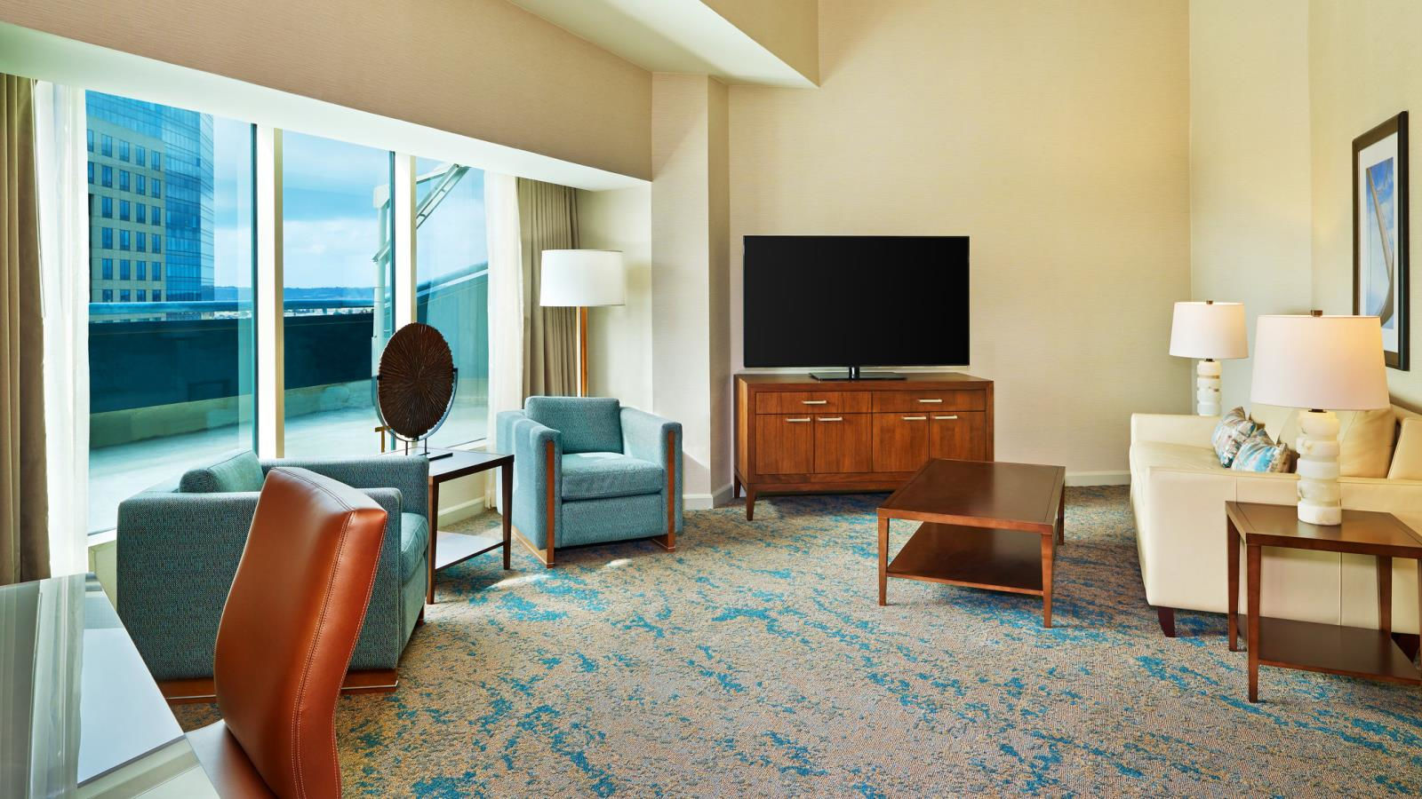 modern & stylish hotel rooms in san diego, ca | westin san diego