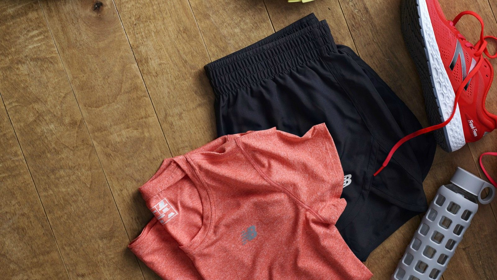 Gear Lending with New Balance® - Running Gear